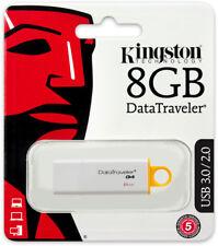 KINGSTON PENDRIVE DATATRAVELER 8GB USB 3.0 DTIG4/8GB