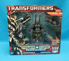 Transformers Power Core Combiners Bombshock with Combaticons 2009 Hasbro Sealed
