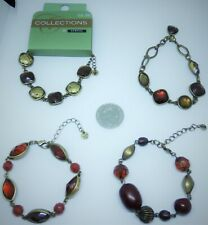 Ladies/Girls Bracelets/Bangles Joblot/Bundle,Costume Jewellery,Various,Free P&P