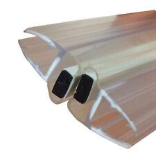 Ricambio coppia guarnizioni per box doccia Albatros cristalli 6 mm 4R1002350