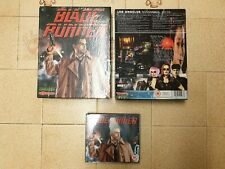 Blade Runner PC Video Game big box retro CD ROM