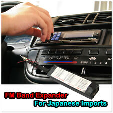 for Toyota Japan Imports Car Radio FM Band Expander Frequency Converter shifter