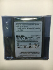 """TOSHIBA MK1634GAL 160GB 1.8"""" ZIF/CE 4200 RPM 5MM Hard Drive Disk For sony camera"""