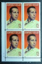 3152 Mnh 1997 32c Humphrey Bogart Pb Hollywood Actor Celebrity Bacall Casablanca