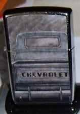 Zippo Lighter Chevrolet Vintage Pickup Truck - Street Chrome 79611