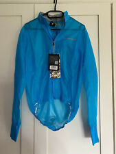 Endura FS260-Pro Adrenaline Race Cape II - Turquoise Brand New Tags Mens S