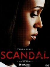 SCANDAL TERZA SERIE DVD FILM NUOVO ITALIANO