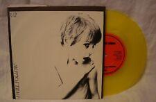"U2 I Will Follow / Boy~Girl Cbs 9065 Yellow Vinyl 7"" Single Irish Release"