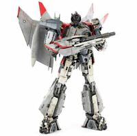 "ThreeA Transformers DLX Scale Collectible Series Blitzwing 10.6"" New (Bumblebee)"
