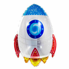 Rocket Shape Birthday Party Foil Balloon 31inch Kids Children Gifts Decorations