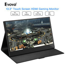 "Eyoyo 13.3"" 1920*1080 10 Point Touchscreen Display for PS3 PS4 Xbox 360 Xbox one"