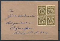 German Empire 1943 Cover 100% BERLIN