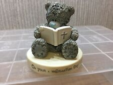 Me To You Bear Figurine Ornament Tatty Teddy Cake Topper Your Confirmation Day