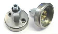 LPG Tankadapter DISH M10 mini 50mm Autogas Adapter aus Stahl / Messing