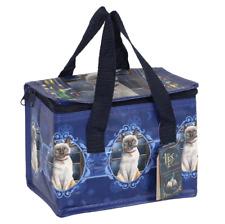 """HOCUS POCUS Lunch Bag by Lisa Parker 6"""" x 8"""" x 5"""" Cat"""