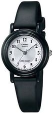 Casio LQ139A-7B3,  Women's Black Resin Watch, Analog, Water Resistant