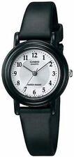 Casio Women's Black Resin Watch, Analog, Water Resistant, LQ139A-7B3
