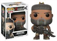 FUNKO POP! GAMES: Gears Of War - Oscar [New Toys] Vinyl Figure
