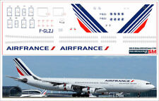 1/144 PAS-DECALS REVELL ZVEZDA Decal for Airbus A340-300 Air France