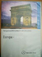 MERCEDES Navigation DVD COMAND APS  EUROPA 2014  A B C CLK G GL M R Vito Viano
