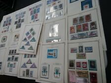 Nystamps Russia many mint NH stamp collection Scott page