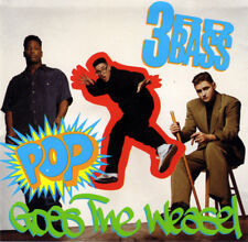 Pop Goes the Weasel [Single] [Ep] by 3rd Bass (Columbia) #