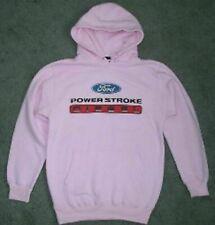 NEW FORD PowerStroke  truck  diesel  pink sweatshirt hoodie t shirt SMALL