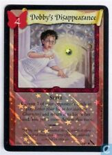 Harry Potter TCG Chamber Of Secrets Dobby's Disappearance FOIL 10/140