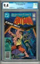 "Detective Comics #499 (1981) CGC 9.4 White Pages  Conway - Aparo  ""Batgirl"""