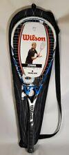 Brand New Wilson Blx Py 138 Squash Racquet 4.9 oz Free Shipping