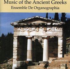 De Organographia - Music of the Ancient Greeks [New CD]