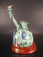 New York Schneekugel Freiheitsstatue Freedom Tower Empire Chrysler