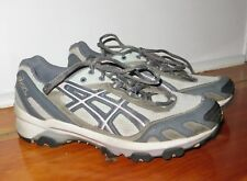 ASICS Gel-Escape Trail Running Shoes gray Size 10