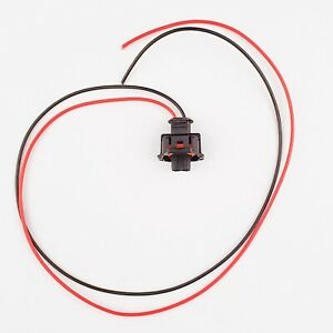 NEW  Vauxhall Vivaro 1.9 CDTI Pre Wired Bosch Diesel Injector Plug Pigtail   x 1