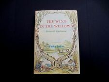 """HAND SIGNED PLUS HAND DRAWING """"The Wind in the Willows"""" TASHA TUDOR ~ Stunning!!"""