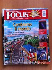 RIVISTA FOCUS SCOPRIRE E CAPIRE IL MONDO n. 194 Dicembre 2008