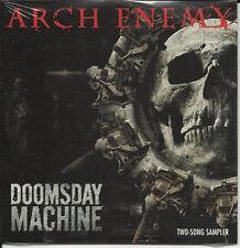 ARCH ENEMY Doomsday Machine PROMO SAMPLER DJ CD SEALED USA seller