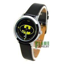 Free Shipping Batman Catoon Children Student  Kids Watch