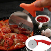 Stainless Steel Wheels Scissors Pizza Cutter Cake /Waffles /Dough Cookies Tool