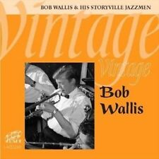 Bob Wallis & His Storyville Jazzmen - Vintage Bob Wallis (2010)  2CD  NEW/SEALED