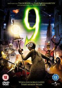 9 (Nine) [DVD][Region 2]