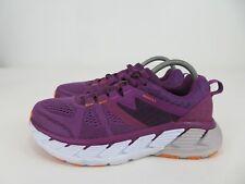 Hoka One One Gaviota 2 Running Athletic Shoes Purple Womens Size 10 Wide
