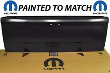 New Painted To Match- OEM MOPAR Rear Tailgate 2010-2018 Dodge Ram 1500 2500 3500