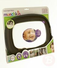 Munchkin Baby/toddler In-sight Car Mirror Rear View 21cm X 14cm Large Soft Touch