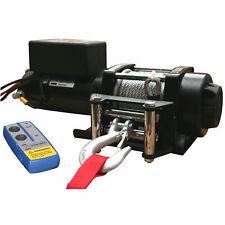 Elektrische ATV Quad Seilwinde Winde 12V 4000 Lbs Quadwinde Funkfernbedienung
