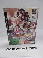 AGAREST GENERATIONS OF WAR COLLECTOR'S EDITION - PS3 - NUOVO SIGILLATO - NEW