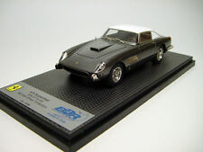 "1:43 BBR Ferrari Superfast 4.9 S/N 0719 SA ""Norma Silver Collection"" 1964 NEW"