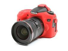 easyCover Armor Protective Skin for Canon 70D Red ->Free US Shipping