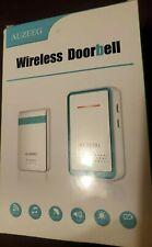 Wireless Doorbell Door Chime Kit Button Receiver Sound Cordless