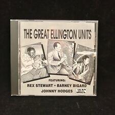 The Great Ellington Units by Featuring:Rex Stewart-Barney Bigard-Johnny Hodges